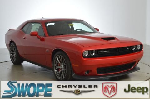 New Dodge Challenger SRT8 392