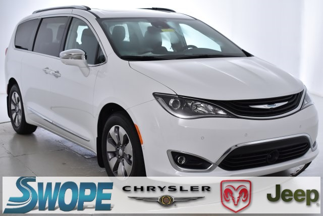 New 2018 CHRYSLER Pacifica Hybrid Hybrid Limited