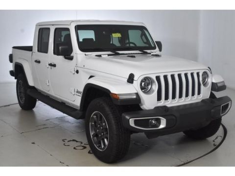 New 2020 JEEP Gladiator North Edition